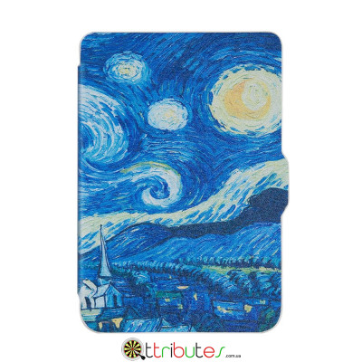 Обложка Premium для PocketBook 616/627/632 «Night»