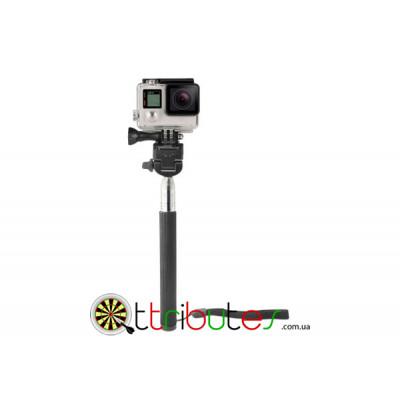 3 в 1: монопод, крепления-адаптеры для экшн-камеры и телефона AIRON AC161