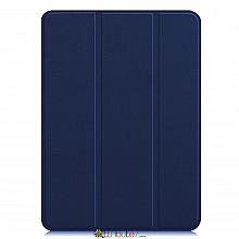 Чохол AIRON Premium для iPad Pro 12.9 із захисною плівкою і серветкою Midnight Blue