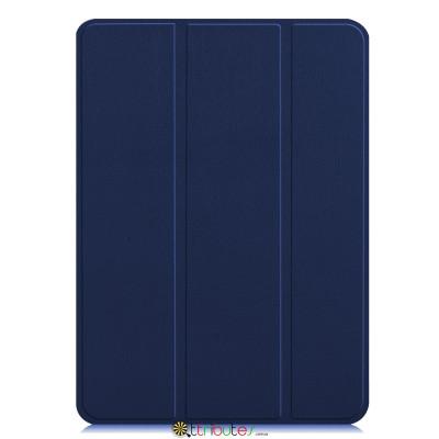 Чохол AIRON Premium для iPad Pro 12.9 с защитной пленкой и салфеткой Midnight Blue
