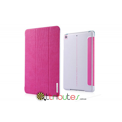 Чехол ipad mini 2 Baseus Folio Case rose red (Retina)