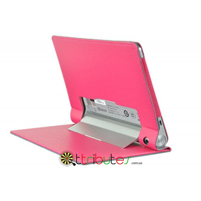 Чехол Lenovo Yoga Tablet 10 B8000 Leather case rose red