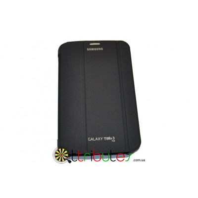 Чехол на Samsung Galaxy tab 3 7.0 book cover (Т211, Т210) dark blue
