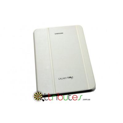 Чехол для Samsung Galaxy tab3 10.1 book cover P5200, P5210 white