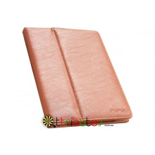 Чехол book leather case for PiPO M9 brown