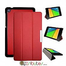 Чохол Google Nexus 7 II (2013) Moko ultraslim red