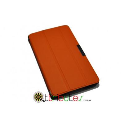 Чехол Google Nexus 7  II (2013) Moko ultraslim orange