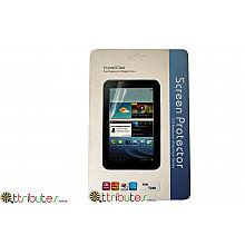 Захисна плівка для Samsung Galaxy Tab 4 7.0 (SM-T231, T230) глянцевая