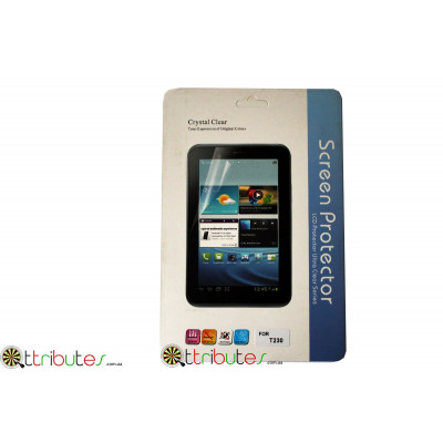 Защитная пленка для Samsung Galaxy Tab 4 7.0 (SM-T231, T230) глянцевая