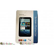 Защитная пленка для Samsung Galaxy Tab 4 8.0 (SM-T330, T331) глянцевая