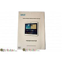 Barus защитная пленка для Samsung Galaxy Note 10.1 2014 p6010 глянцевая