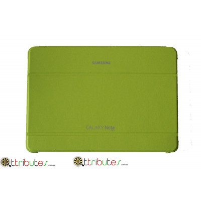 Чехол Samsung Galaxy Note 10.1 2014 p6010 Вook cover apple green