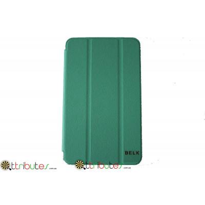 Чехол Samsung Galaxy Tab 4 8.0 (SM-T330, T331) Belk leather case mint green
