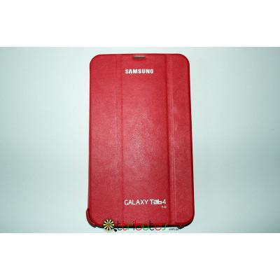Чехол Samsung Galaxy Tab 4 7.0 (SM-T230, T231) Samsung book cover red