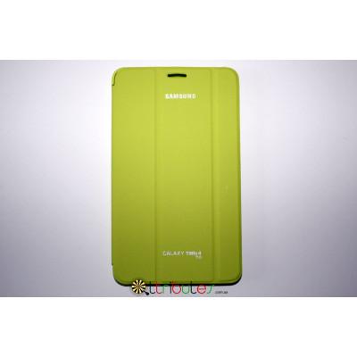 Чехол Samsung Galaxy Tab 4 7.0 (SM-T230, T231) Samsung book cover apple green