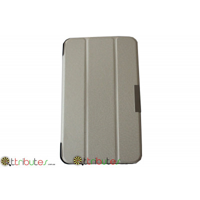 Чехол Samsung Galaxy Tab 4 7.0 (SM-T230, T231) Moko book cover white