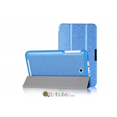 Чехол ASUS MeMO Pad 8 (ME180A) book cover blue