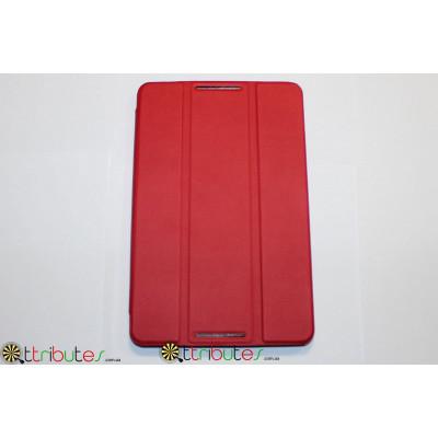 Чехол Lenovo A5500 8.0 ultaslim book red
