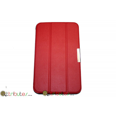Чехол Samsung Galaxy tab 3 8.0 t310, t311 MOKO ultaslim book red