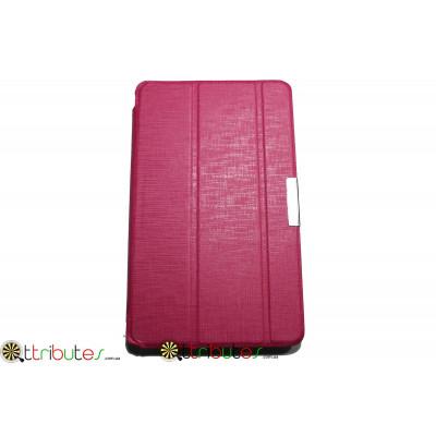 Чехол Samsung Galaxy TabPro 8.4 T320, T321, T325 Moko ultaslim book rose red (line)