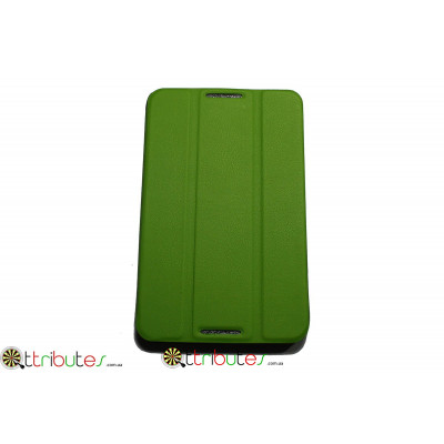 Чехол Lenovo A3500 7.0 ultaslim book apple green
