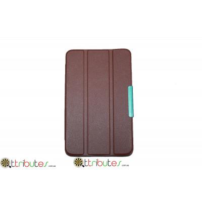 Чехол Lg G Pad 7.0 LG leather case ultraslim brown