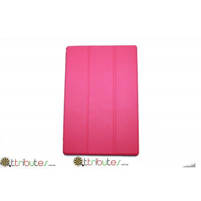 Чехол Sony Xperia Tablet Z2 10,1 Moko leather case ultraslim rose red