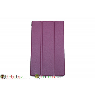Чехол Sony Xperia Tablet Z3 8,0 Moko leather case ultraslim purple