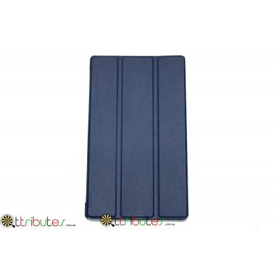 Чехол Sony Xperia Tablet Z3 8,0 Moko leather case ultraslim dark blue