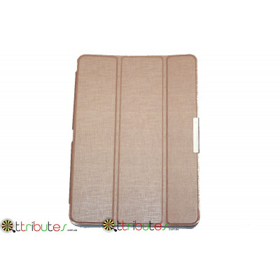 Чехол Samsung Note 10.1 2014 P6010 Moko leather case ultraslim gold
