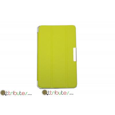 Чехол Samsung Galaxy Tab 4 7.0 (SM-T230, T231) Moko book cover apple green