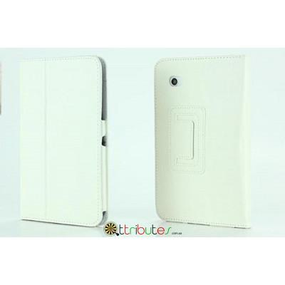 Чехол SAMSUNG GALAXY tab 3 7.0 t210, t211 Classic book cover white