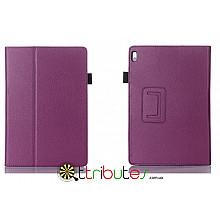 Чехол Lenovo IdeaTab 10,1 A7600 Classic book cover purple