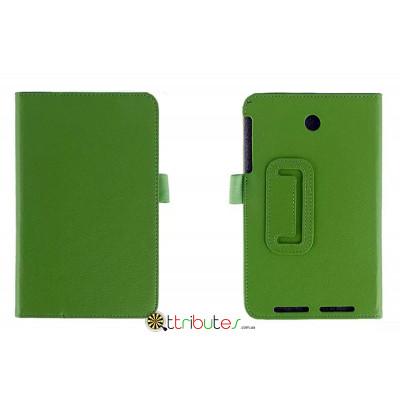 Чехол ASUS MeMO Pad 7 ME70 Classic book cover apple green