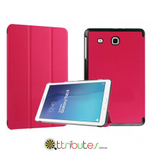 Чохол Samsung galaxy Tab E 9,6 t561, t560 Moko ultraslim rose red