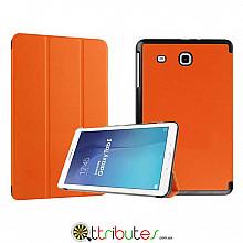 Чохол Samsung galaxy Tab E 9,6 t561, t560 Moko ultraslim orange