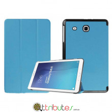 Чохол Samsung galaxy Tab E 9,6 t561, t560 Moko ultraslim sky blue