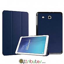 Чехол Samsung galaxy Tab E 9,6 t561, t560 Moko ultraslim dark blue