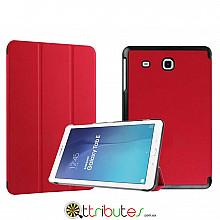 Чохол Samsung galaxy Tab E 9,6 t561, t560 Moko ultraslim red