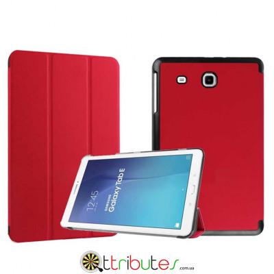 Чехол Samsung galaxy Tab E 9,6 t561, t560 Moko ultraslim red