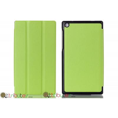 Чехол Lenovo Tab 2 A7-30tc-hc Moko ultraslim apple green