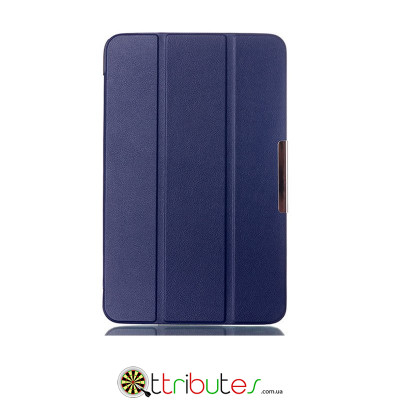 Чехол Lg G Pad 8.3 Moko leather case ultraslim dark blue