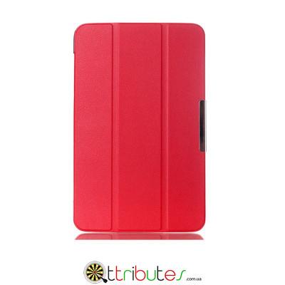 Чехол Lg G Pad 8.3 Moko leather case ultraslim red
