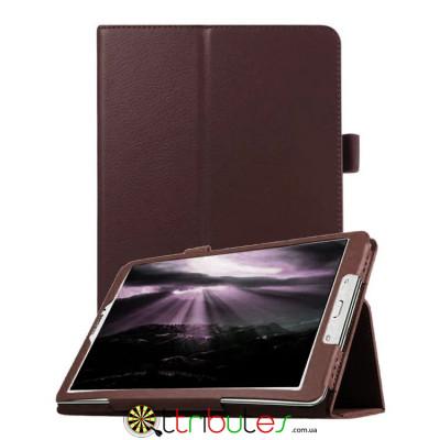 Чехол Samsung galaxy Tab E 9.6 t561 t560 Classic book cover brown