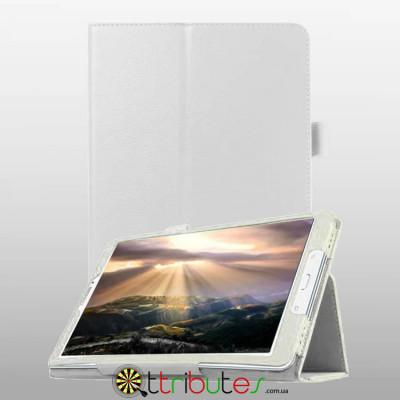 Чехол Samsung galaxy Tab E 9.6 t561 t560 Classic book cover white