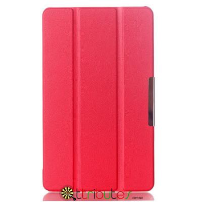 Чехол Samsung Galaxy Tab S 8.4 SM-T700, T705 Moko leather case ultraslim red