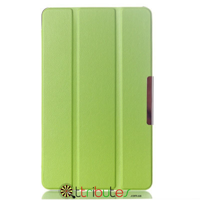 Чехол Samsung Galaxy Tab S 8.4 SM-T700, T705 Moko leather case ultraslim apple green