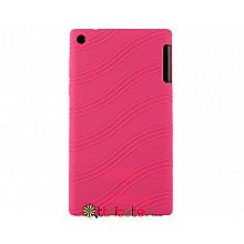 Чохол Lenovo Tab 2 A7-30 hc tc Silicone rose red