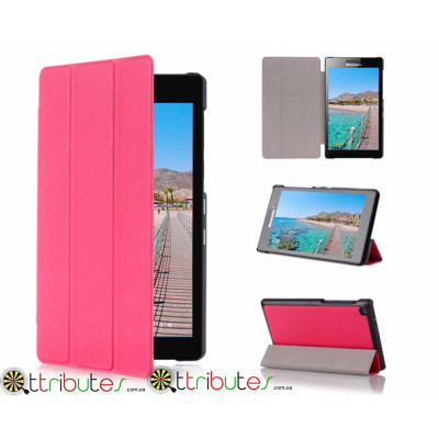 Чехол Lenovo tab2 A7-20f 7.0 Moko ultraslim rose red