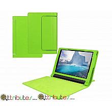 Чехол Lenovo yoga tablet3 8.0 850f Classic book cover apple green
